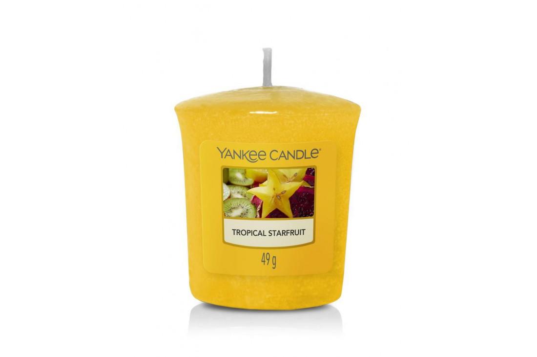 Yankee Candle Tropical Starfruit Świeczka, Votive