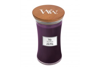 WoodWick Velvet Tobacco Świeca Zapachowa Duża