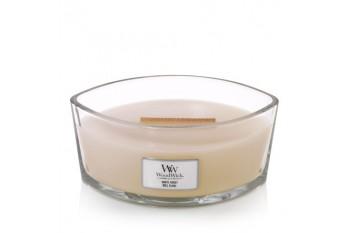 WoodWick White Honey Świeca Zapachowa Elipsa
