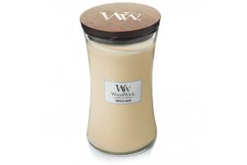 WoodWick Vanilla Bean (Świeca duża)