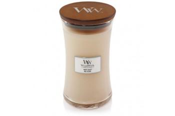WoodWick White Honey Świeca Zapachowa Duża