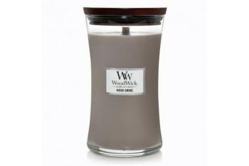 WoodWick Wood Smoke Świeca Zapachowa Duża