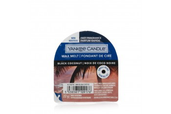 Yankee Candle Black Coconut (Wosk zapachowy) NEW
