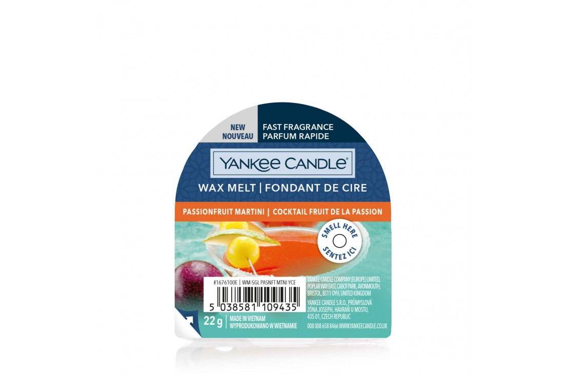 Yankee Candle Passion Fruit Martini (Wosk zapachowy) NEW