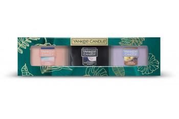 Yankee Candle The Last Paradise - Zestaw 3 świec mini