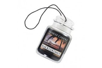 Yankee Candle Black Coconut Zapach do Samochodu Ultimate