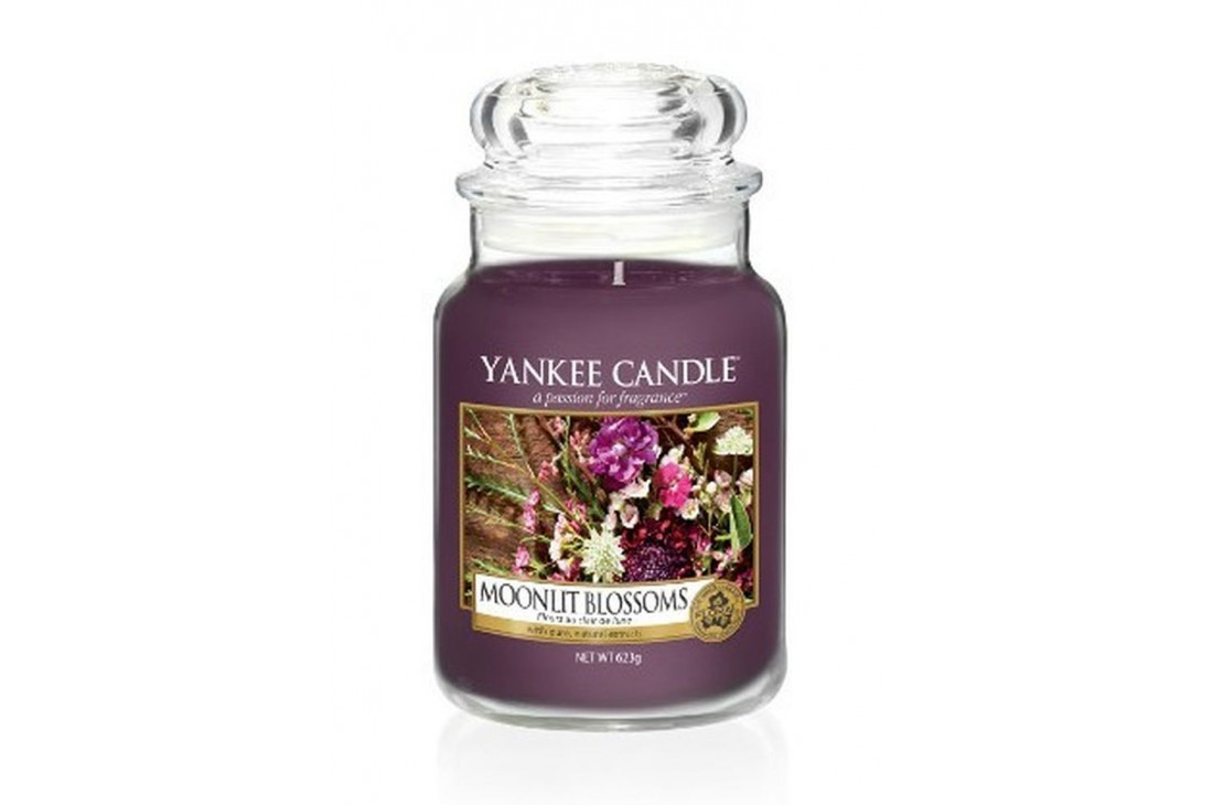 Yankee Candle Moonlit Blossom Świeca zapachowa DUŻA