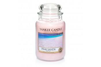 Yankee Candle Pink Sands Świeca zapachowa DUŻA