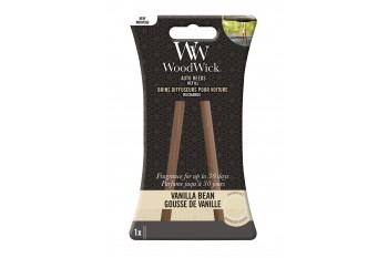 Woodwick Vanilla Bean Zapach Do Samochodu - Uzupełnienie